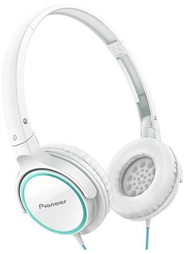 Pioneer SE-MJ512-GW Kulaküstü Kulaklık Renkli